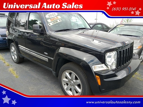 2012 Jeep Liberty for sale in Brentwood, NY