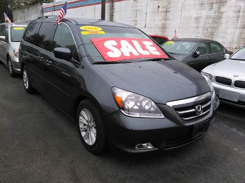 2006 Honda Odyssey for sale in Brentwood, NY