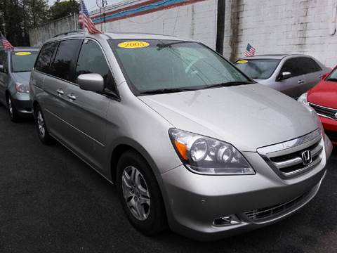 2005 Honda Odyssey for sale in Brentwood, NY