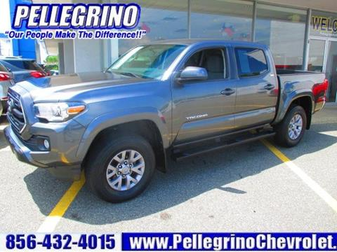 2016 Toyota Tacoma for sale in Westville, NJ