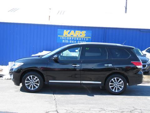 2013 Nissan Pathfinder for sale in Pleasant Hill, IA