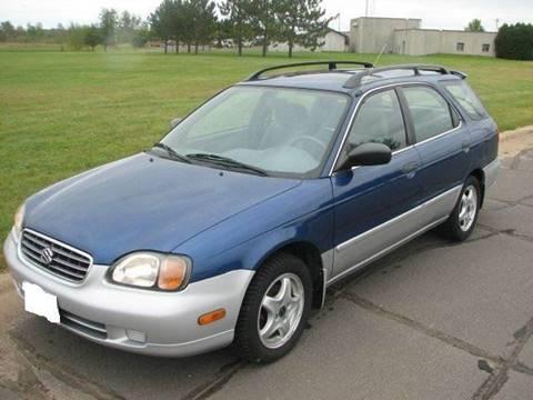 2002 Suzuki Esteem for sale in Sanford, ME