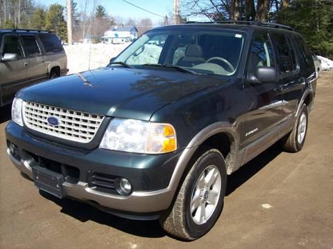 2004 Ford Explorer for sale in Sanford ME