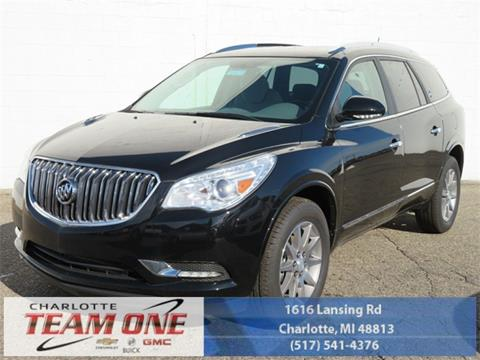 2017 Buick Enclave for sale in Charlotte, MI