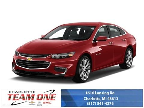 2017 Chevrolet Malibu for sale in Charlotte, MI