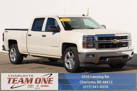 2014 Chevrolet Silverado 1500 for sale in Charlotte, MI