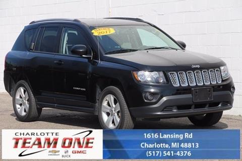 2017 Jeep Compass for sale in Charlotte, MI