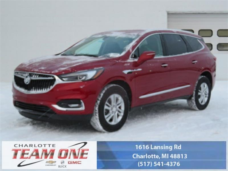 2018 Buick Enclave 4x4 Essence 4dr Crossover In Charlotte MI - TEAM