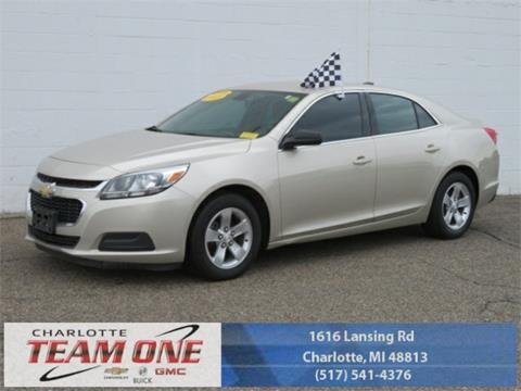 TEAM ONE CHEVROLET BUICK GMC - Used Cars - Charlotte MI Dealer