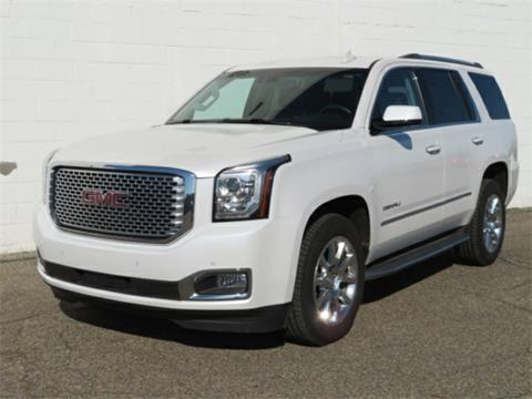 2016 GMC Yukon for sale in Charlotte, MI