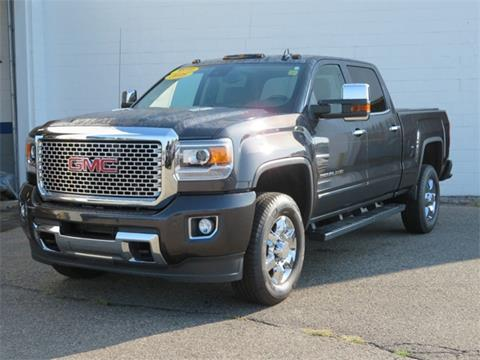 2016 GMC Sierra 3500HD for sale in Charlotte, MI