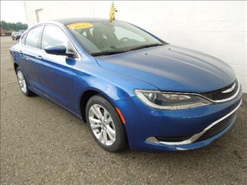 2015 Chrysler 200 for sale in Charlotte, MI
