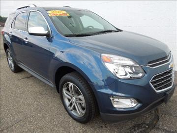 2016 Chevrolet Equinox for sale in Charlotte, MI