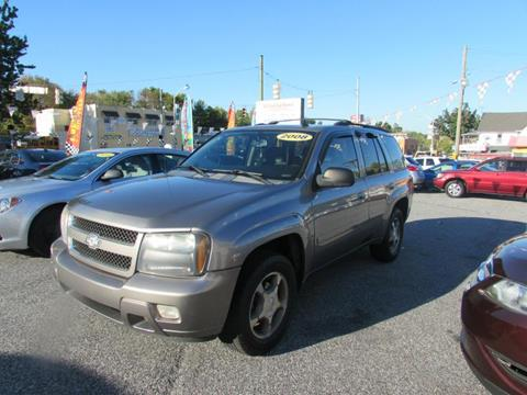 2008 Chevrolet TrailBlazer for sale in Baltimore, MD