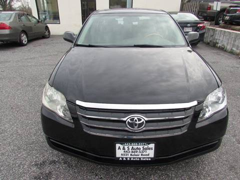 2005 Toyota Avalon for sale in Baltimore, MD