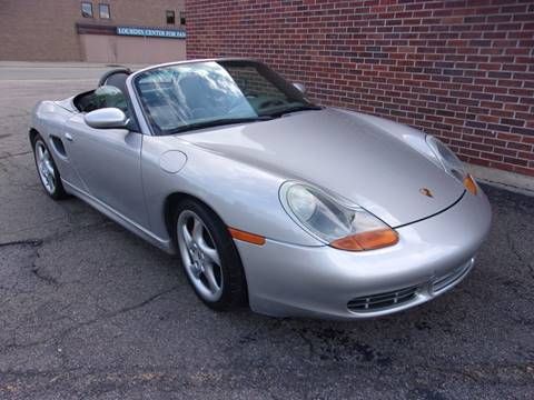 2000 Porsche Boxster for sale in Binghamton, NY