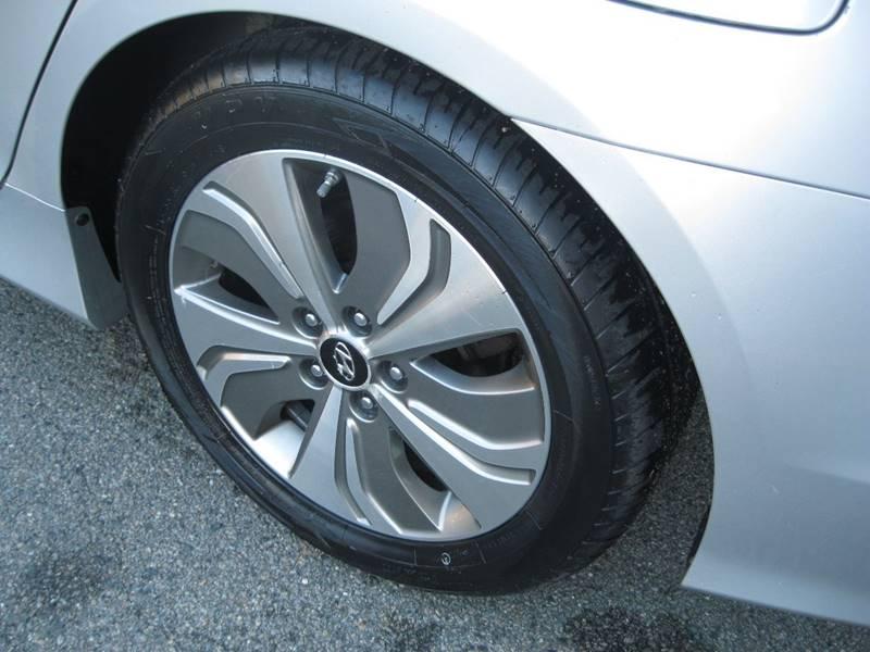 2013 Hyundai Sonata Hybrid Limited 4dr Sedan - East Bridgewater MA