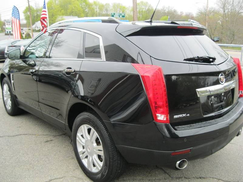 2012 Cadillac SRX AWD Luxury Collection 4dr SUV - East Bridgewater MA