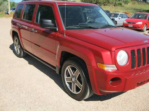 2008 Jeep Patriot for sale in Rapid City, SD