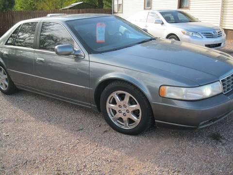 2002 Cadillac Seville for sale in Rapid City SD