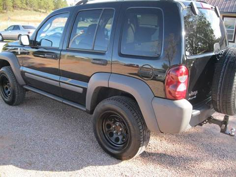 2005 Jeep Liberty For Sale In Rapid City, SD