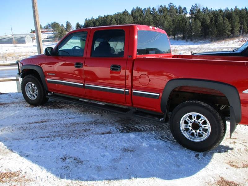 2002 chevrolet silverado 1500 hd lt