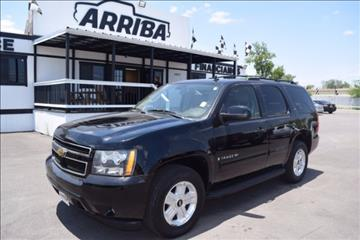 2009 Chevrolet Tahoe for sale in Porter, TX