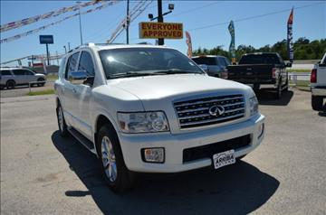 2008 Infiniti QX56 for sale in Porter, TX