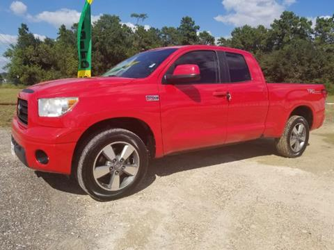 2009 Toyota Tundra for sale in Porter, TX
