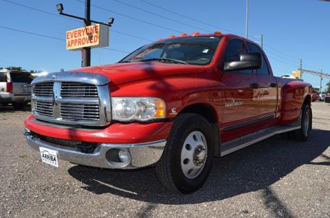 2004 Dodge Ram Pickup 3500 for sale in Porter, TX