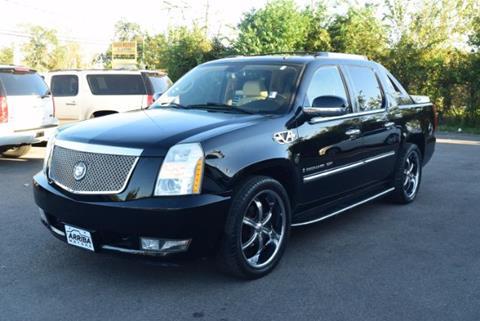2007 Cadillac Escalade EXT for sale in Porter, TX