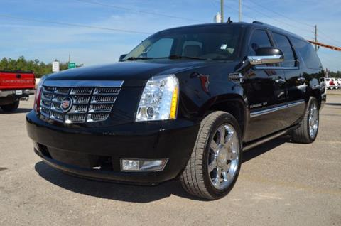 2010 Cadillac Escalade ESV for sale in Porter, TX