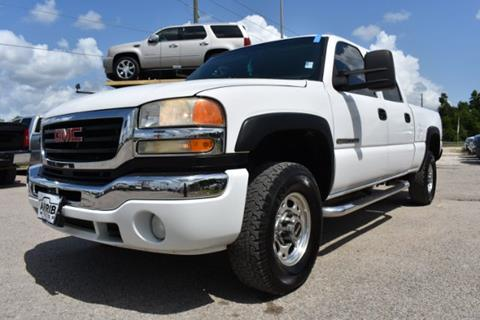 2007 GMC Sierra 2500HD Classic for sale in Porter, TX