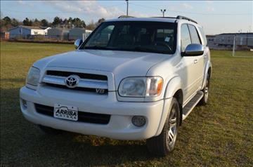 2007 Toyota Sequoia for sale in Porter, TX