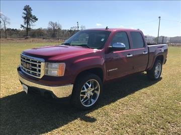 2007 GMC Sierra 1500 for sale in Porter, TX