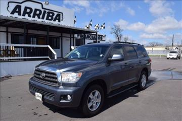 2008 Toyota Sequoia for sale in Porter, TX