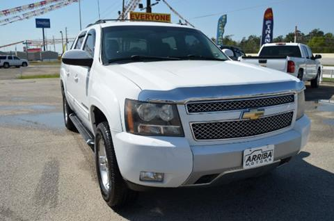 2011 Chevrolet Avalanche for sale in Porter, TX