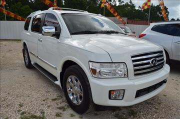 2007 Infiniti QX56 for sale in Porter, TX