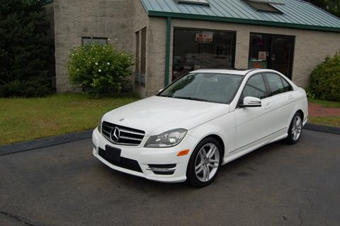 2014 Mercedes-Benz C-Class for sale in Old Saybrook, CT