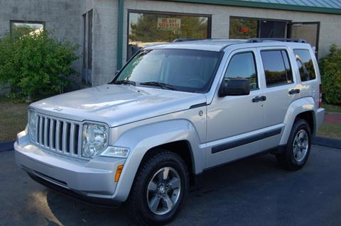 2008 Jeep Liberty for sale in Old Saybrook, CT