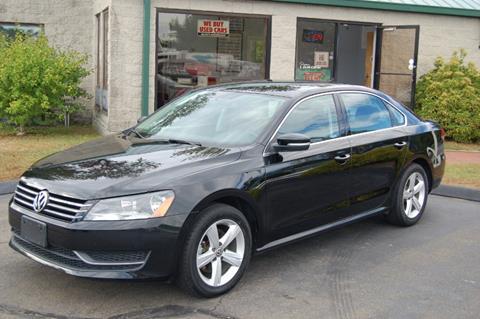 2014 Volkswagen Passat for sale in Old Saybrook, CT