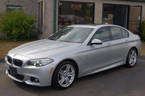 2014 BMW 5 Series for sale in Old Saybrook, CT