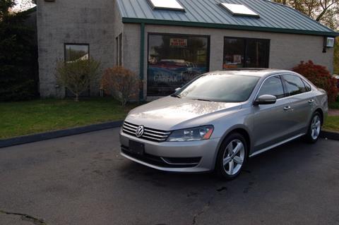 2013 Volkswagen Passat for sale in Old Saybrook, CT