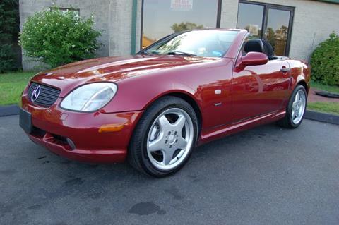 1999 Mercedes-Benz SLK for sale in Old Saybrook, CT