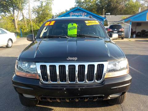 2002 Jeep Grand Cherokee for sale in Frankfort, IL