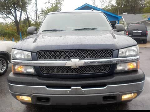 2005 Chevrolet Silverado 1500 for sale in Frankfort, IL