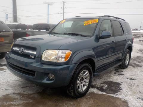 2005 Toyota Sequoia for sale in Frankfort, IL