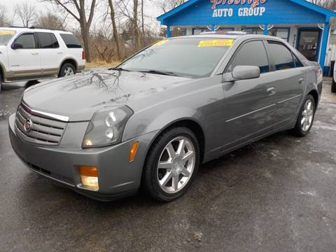 2005 Cadillac CTS for sale in Frankfort, IL