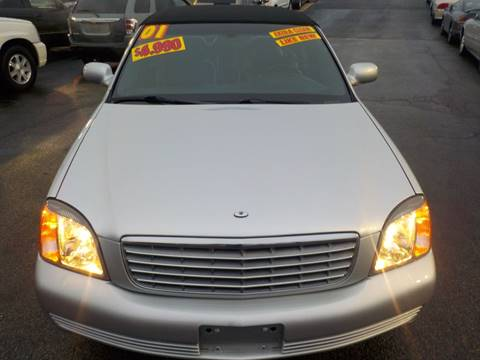 2001 Cadillac DeVille for sale in Frankfort, IL