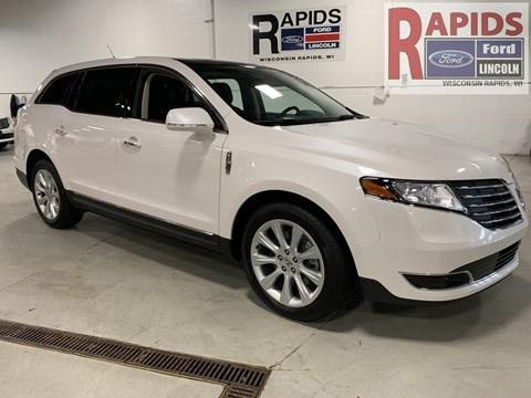 2019 Lincoln MKT for sale in Wisconsin Rapids, WI